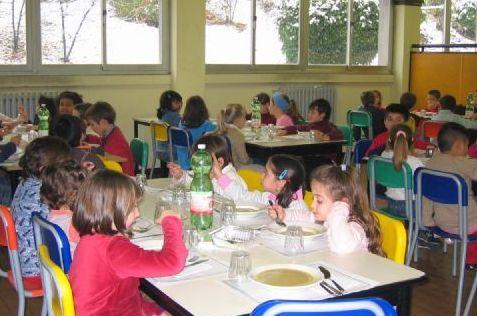 Stanziati i fondi per la mensa scolastica