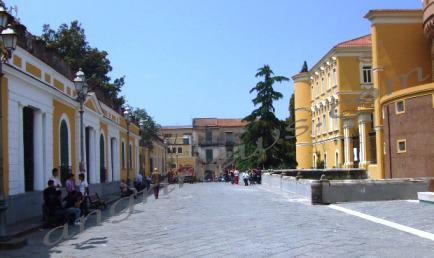 piazza doria lunga
