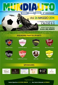 "Riparte il ""Mundialito bar"""