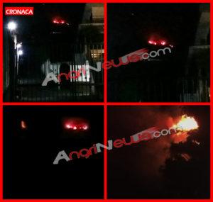 Incendio Corbara 2