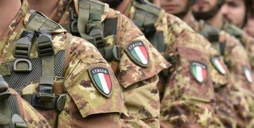 Coronavirus, in Campania in arrivo primo contingente dell'Esercito